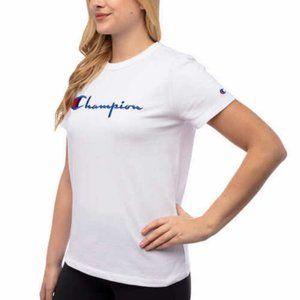Champion Ladies' Heritage Crew Neck T-Shirt